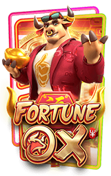 NEW!  Fortune Ox
